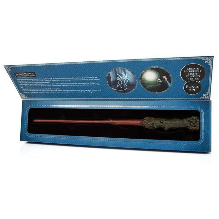 Harry Potter - Harry Potter's Light Painting Wand - works with Free Smart Phone App goslash fast delivery fast delivery