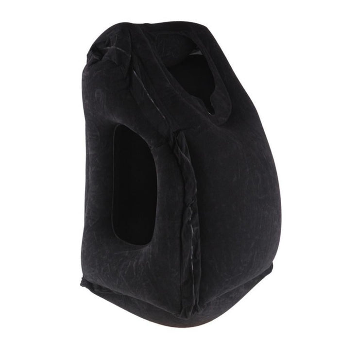 Inflatable Travel Pillow with Carrying Case goslash fast delivery fast delivery