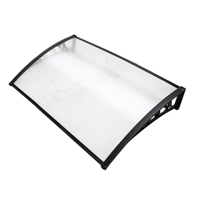 Instahut 1X1.5M Window Door Awning Canopy Rain Cover Sun Shield