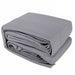 Instahut Sun Shade Sail Cloth Shadecloth Outdoor Canopy Rectangle 280gsm 4x6m