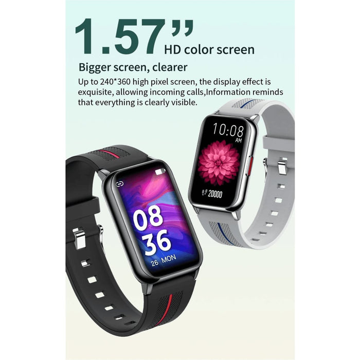 IP68 Long Standby Fitness H76 Smart Watch