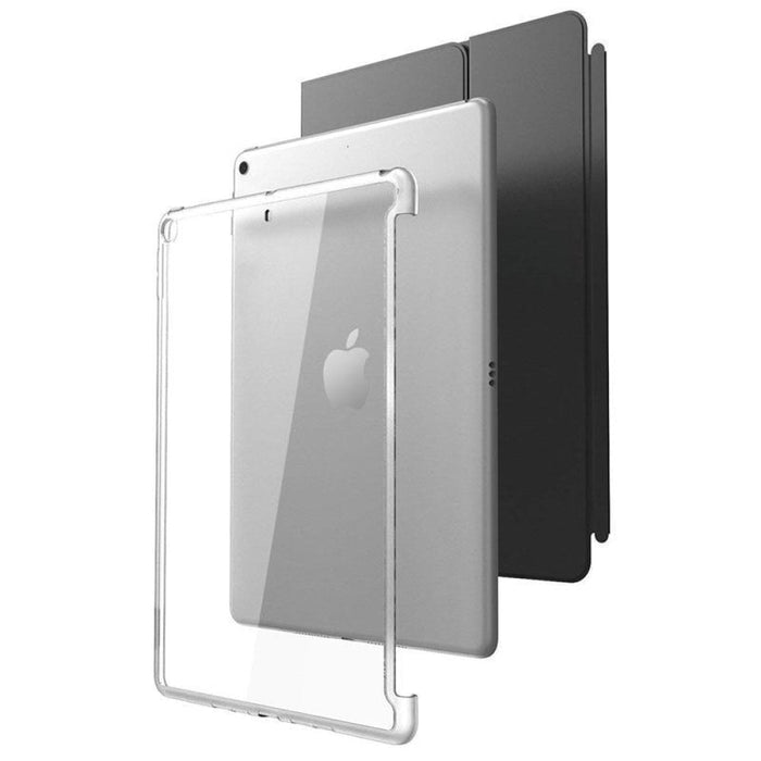For Ipad 10.2 Case (2019) 7th Generation Clear Slim Hybrid Cover