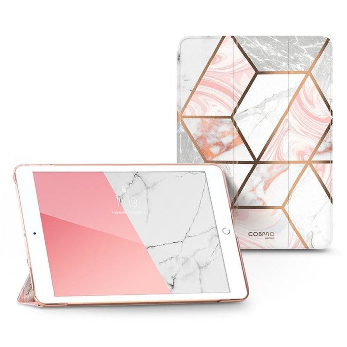 For Ipad 10.2 Case (2019) Cosmo Lite Slim Trifold Stand