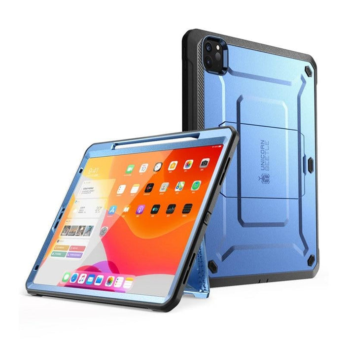 For Ipad Pro 12.9 (2020) Case W/ Apple Pencil Charging with