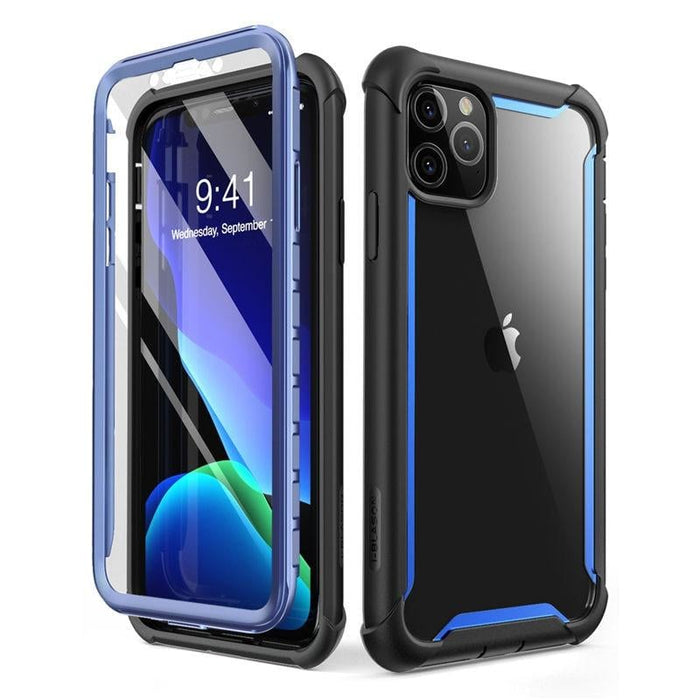 For Iphone 11 Pro Case 5.8 Inch (2019 Release) Ares Full-body Rugged Clear