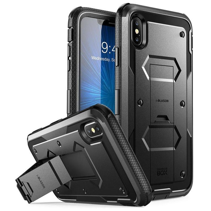 For Iphone Xs Max Case Armorbox full Body Heavy Duty Shock