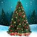 Jingle Jollys 6ft Christmas Tree - Green - Occasions >