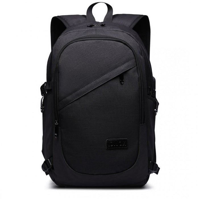 E6715 - Kono Business Laptop Backpack with USB Charging Port