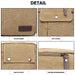 E1971 - KONO MULTI POCKET CROSS BODY SHOULDER BAG - KHAKI