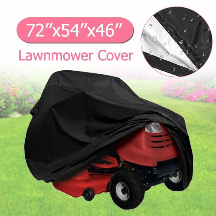 Lawn Mower/Quad Bikes/Tractor Waterproof UV Protection Cover