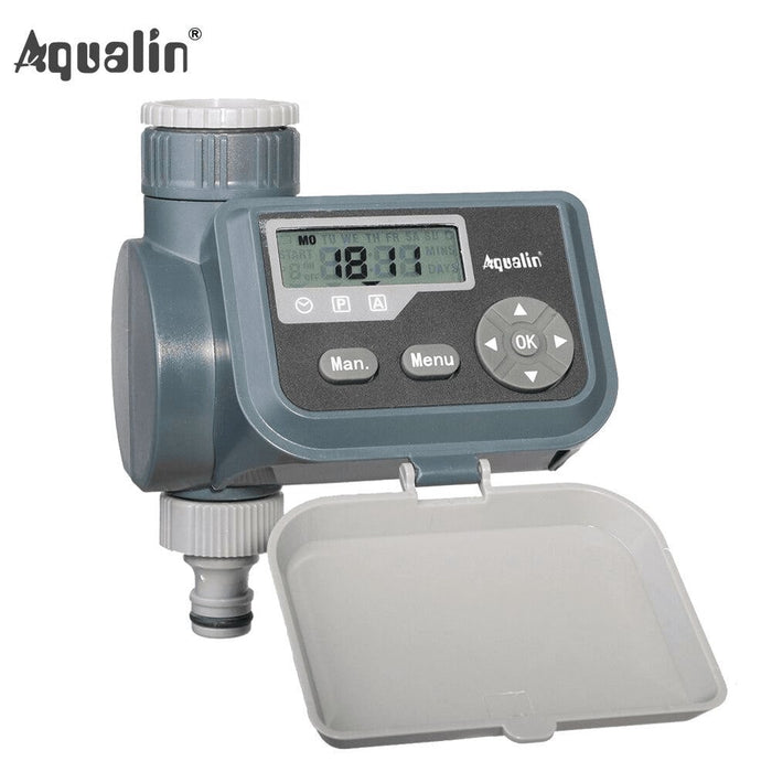 LCD Automatic Watering Timer Digital Controller and Rain