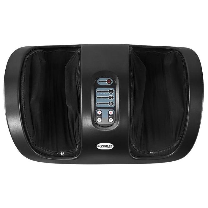Livemor Foot Massager Black - Health & Beauty > Massage
