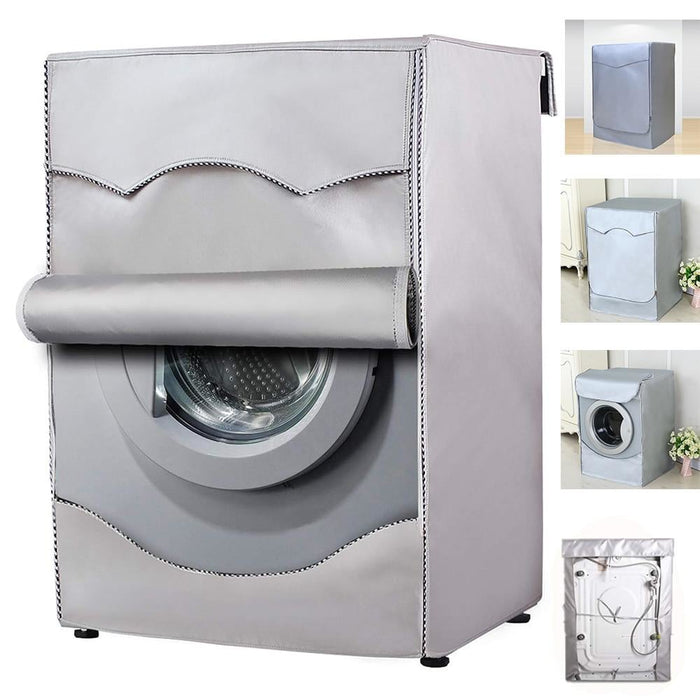 Washing Machine Cover Polyester Fibre Waterproof Front Load