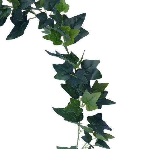 Long Two-tone Ivy Garland Uv 190cm - Home & Garden >