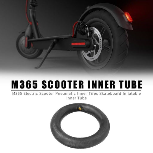 For M365 Electric Scooter Rubber Inner Tires Pneumatic 8.5 inch Skateboard Wheel Tyres Inflatable Inner Tube