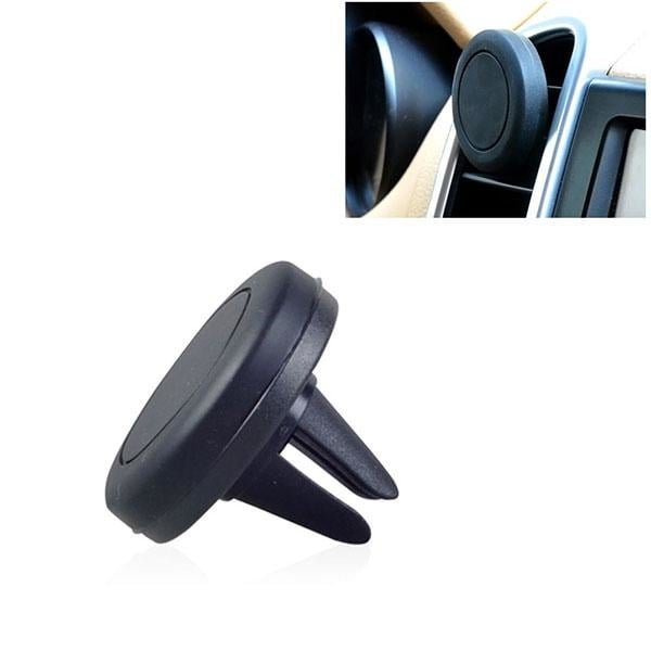 Magnetic Air Vent Mount - Gold - Electronics > Mobile
