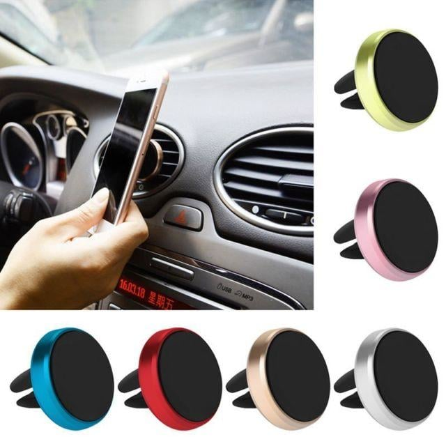 Magnetic Air Vent Mount - Gold