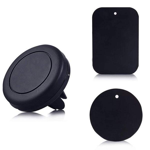 Magnetic Air Vent Mount - Sliver - Electronics > Mobile