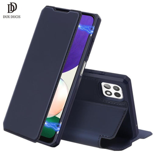 For Samsung Galaxy A22 5G DUX DUCIS Skin X Series Magnetic