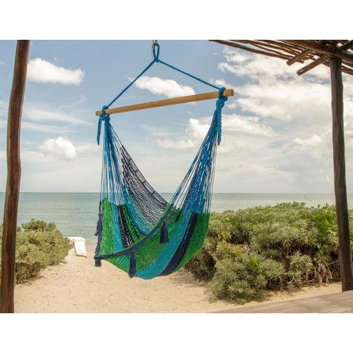 Mexican Hammock Swing Chair Oceanica - Home & Garden >