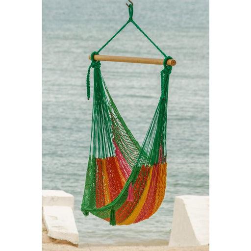 Mexican Hammock Swing Chair Radiante - Home & Garden >