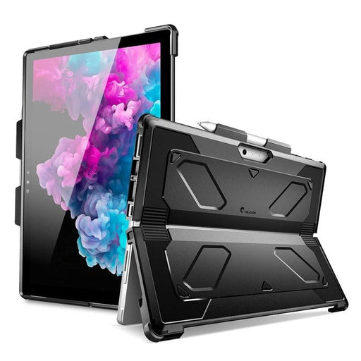 For Microsoft Surface Pro 7/6 Armorbox Heavy Duty Case with Pencil Holder