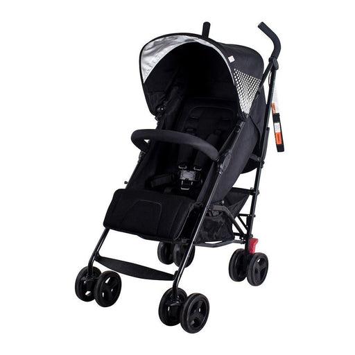 Mira DLX Stroller - Black