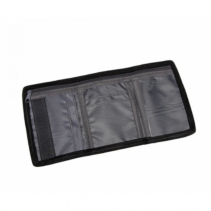 LB6897 - Miss Lulu Child's Tri-fold Wallet - Grey