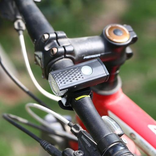 MTB Road Bike Headlight Front Tail Lamp Bicycle Headlamp Rear Lighting for Outdoor Camping Night Running Cycling Parts