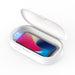 BlitzWolf® BW-FUN5 Multifunction UV Sterilizer 253.7nm Ultraviolet Light Sterilization Box Eliminate Pathogens Aromatherapy Diffuser Multi-object Sterilizing for Phone Masks Keys Watches Tableware