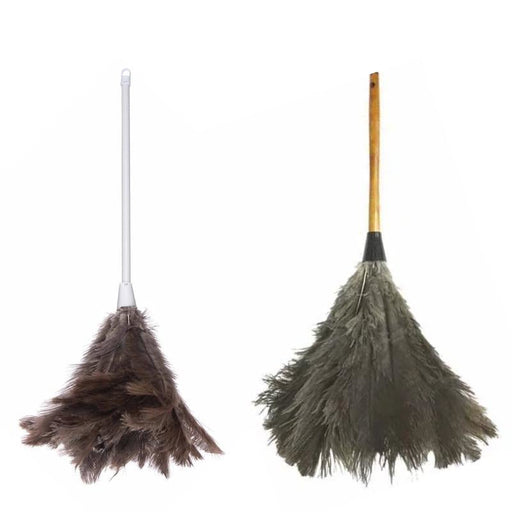 Ostrich Feather Duster |  Available in 2 options goslash fast delivery fast delivery