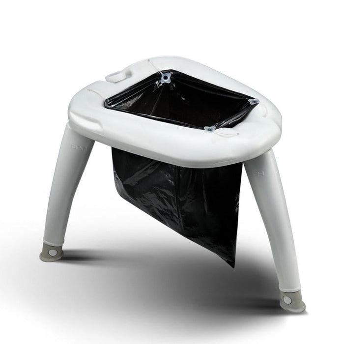 Outdoor Portable Folding Camping Toilet