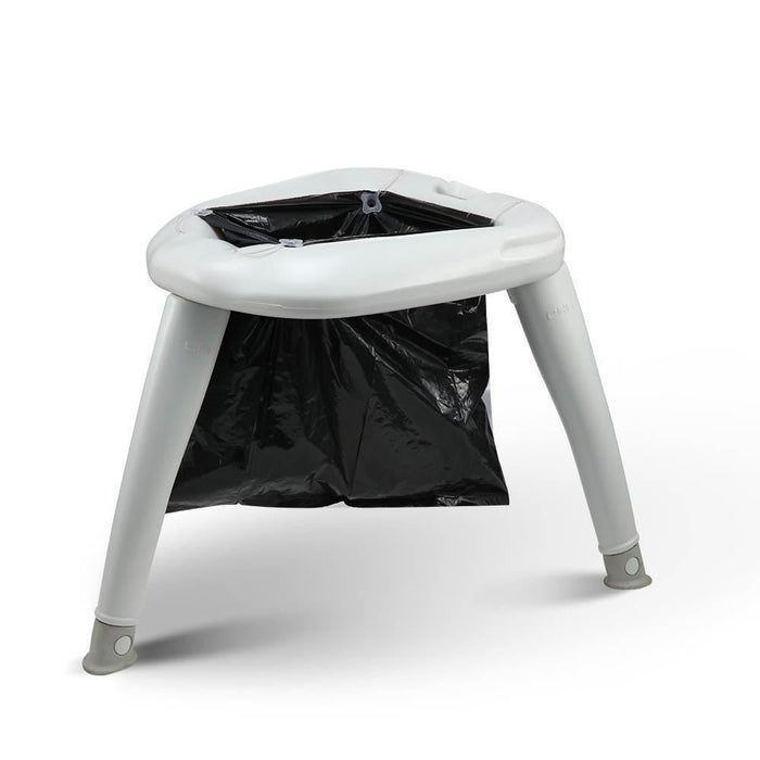 Outdoor Portable Folding Camping Toilet goslash fast delivery fast delivery