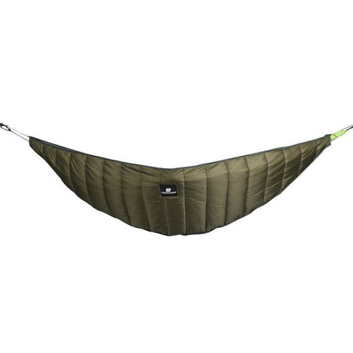 Outdoor Ultralight Camping Hammock Thick Hammock Underquilt Full Length Winter Warm Cover Windproof Warm Hammock Cotton Cover