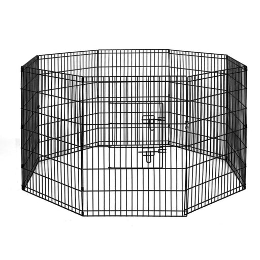 I.pet 2x36 8 Panel Pet Dog Playpen Puppy Exercise Cage