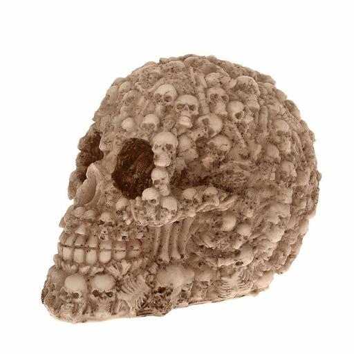 Boneyard Skeleton Screams Piled Up Head Skull Ghost Soulds Halloween Fright Decor Undead Ossuary Skull and Bones Figurine Statue