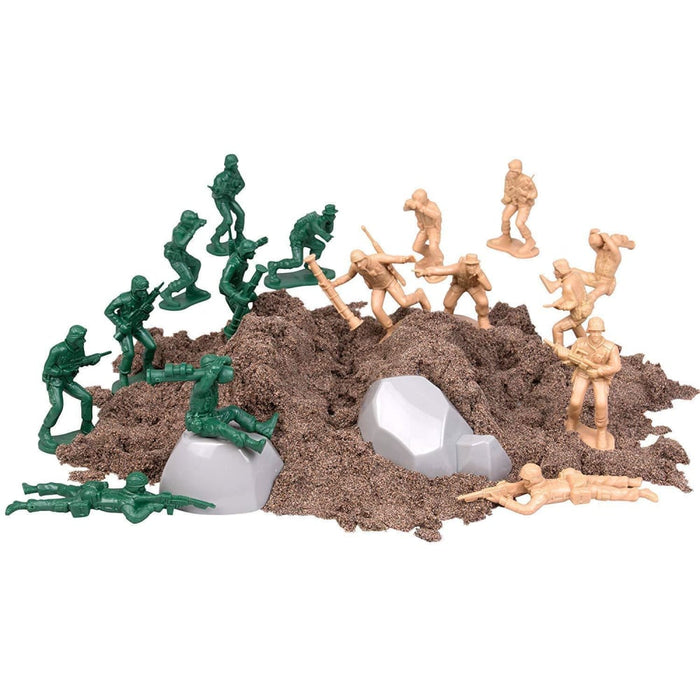 Play Dirt - Bucket of Dirt Special Forces 680gms goslash fast delivery fast delivery