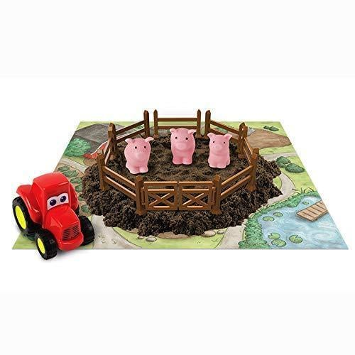 Play Dirt - Pig Pen and Tractor Box Set goslash fast delivery fast delivery