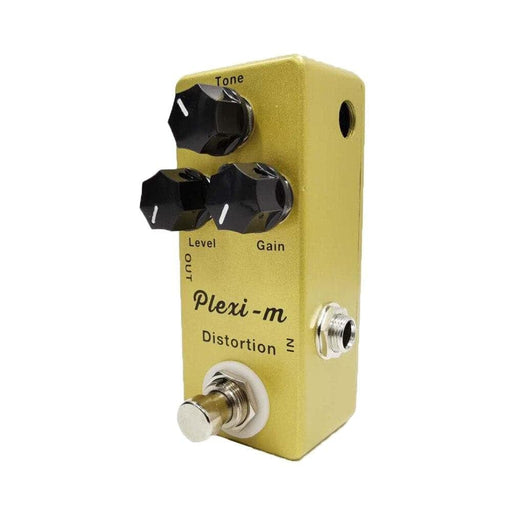 MOSKY PLEXI-M Electric Guitar Distortion Effect Pedal True Bypass Full Metal Shell Guitar Parts & Accessories