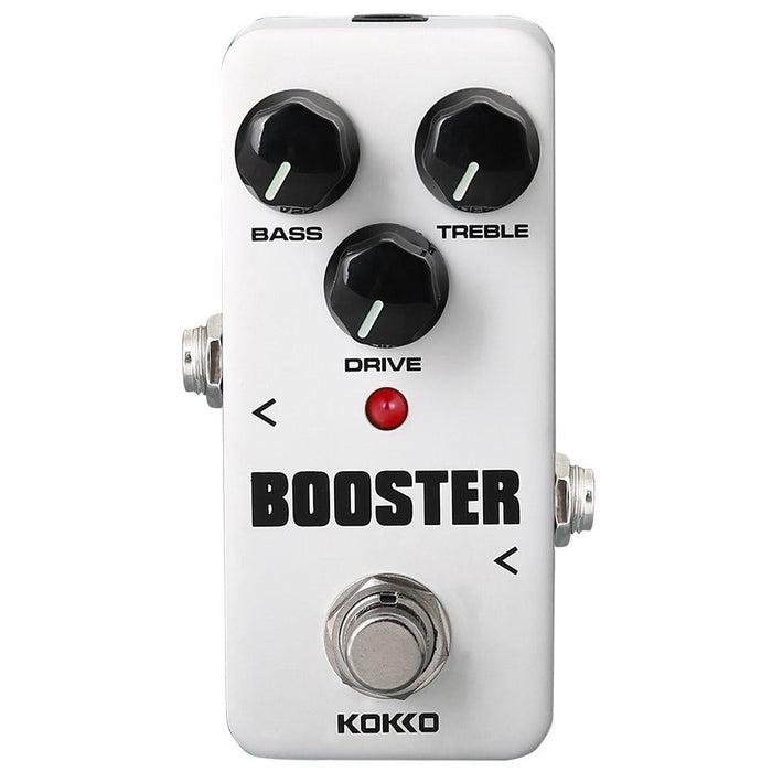 Portable Guitar Effect Pedal Compressor Booster Distortion
