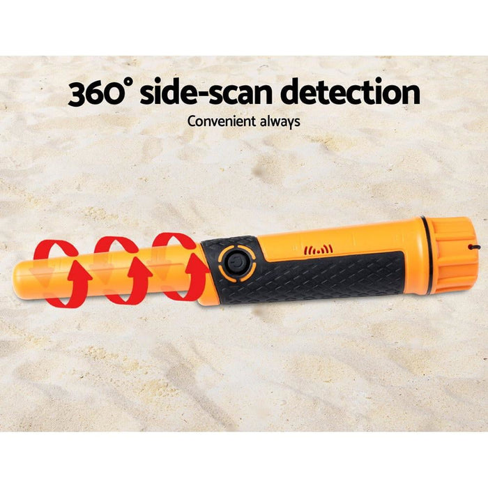 Portable Handheld Pinpointer Metal Detector Automatic