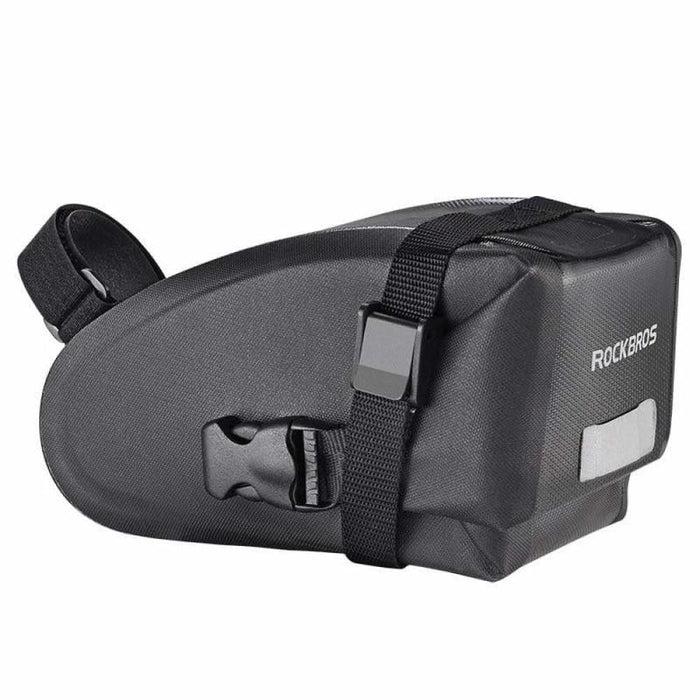 ROCKBROS Bike Bag Portable Rainproof TPU Highlight