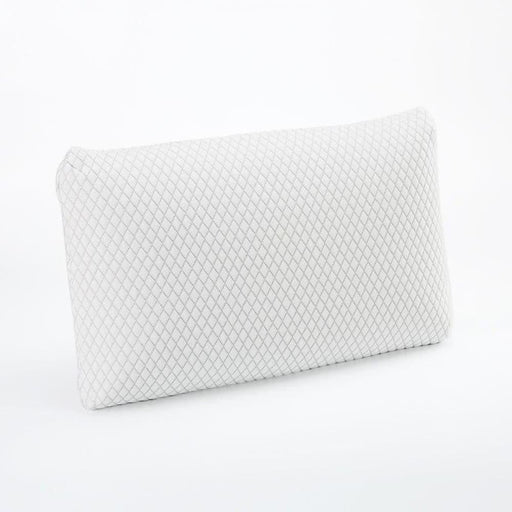 Portable Travel Memory Pillow Can be accommodated Travel Slow Rebound Office Health Soft Breathable Pillow orthopedic  item