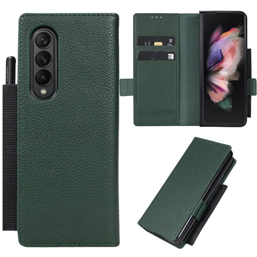 For S Pen Fold Edition Samsung Galaxy Z Fold 3 Case with S