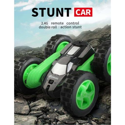 Rc Car 2.4g 4ch Stunt Drift Deformation Buggy Roll Car 360