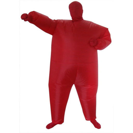 Red Alert Inflatable Costume