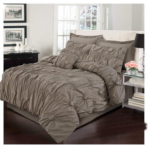 Renee Single Quilt Cover Set by Anfora