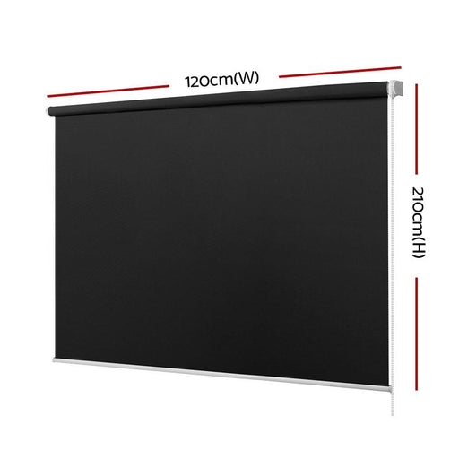 Roller Blinds Blockout Blackout Curtains Window Modern