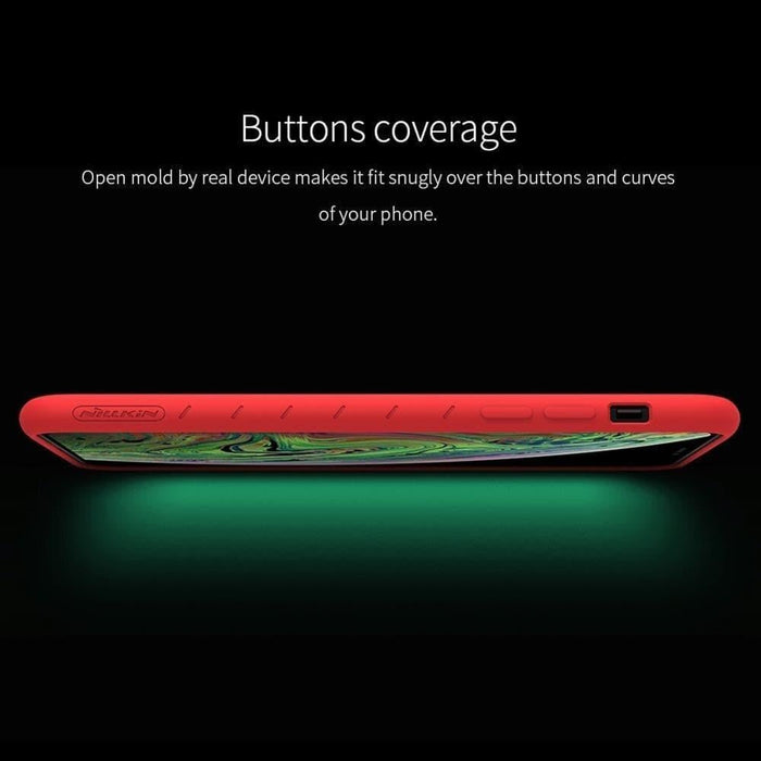 Rubber Case for Iphone 11 Pro Max Wrapped Anti-shock Soft