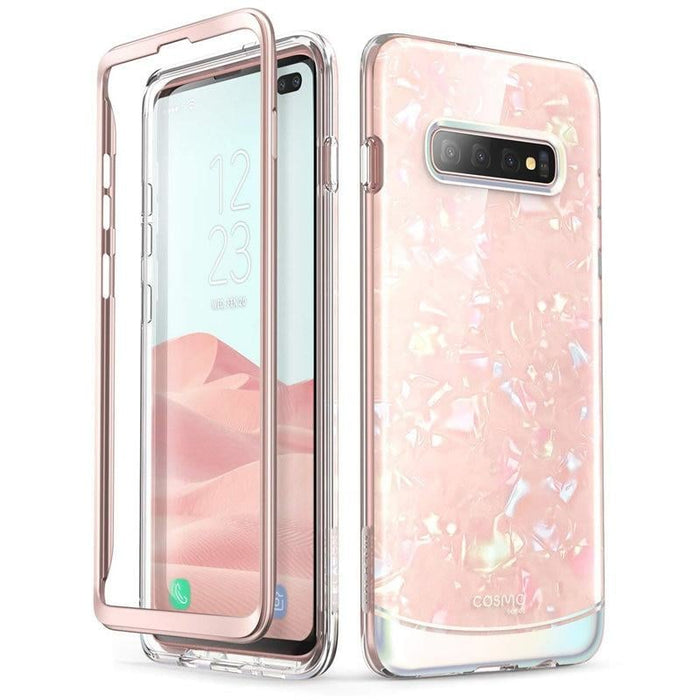 For Samsung Galaxy S10+/s10 plus - Cosmo Case Cover Pink /